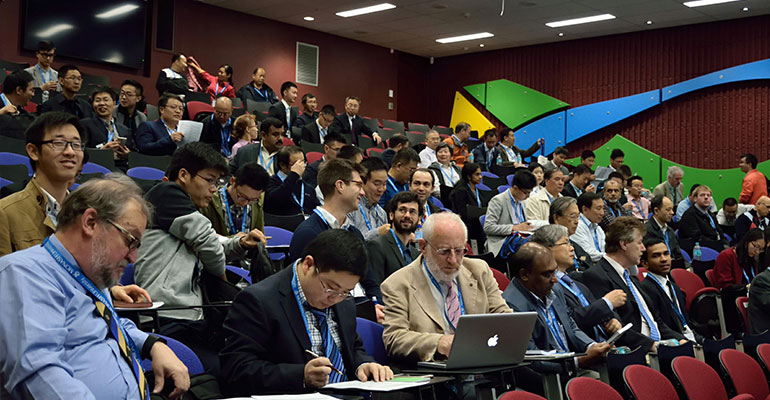 A huge success of IC3G 2016